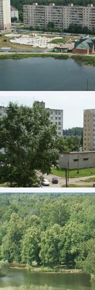 пос Киевский